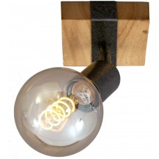 Basic Wood gaismeklis, 1x E27, 25W,  2900-011