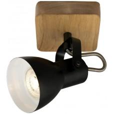 Wood Spot gaismeklis, 1xGU10, 35W, 2902-015