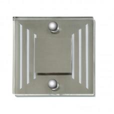 "Virsapmetuma gaismeklis sienai ""STAIRS"" 1 x 0,6W LED modulis, alumīnijs, 7135-611"