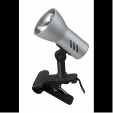 Clip-on lamp 1 x E14/R50 max. 40W, IP20, blue/red/titanium/white - 2794-016P