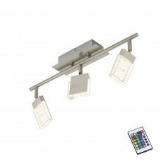 "LED RGB spotlampa ""BUNTO"" 3 x 3.6W LED - 2530-032"