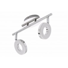"Spotlampa ""DIVE"" 2 x 4W LED moduļi, IP20, hroms - 2873-028"