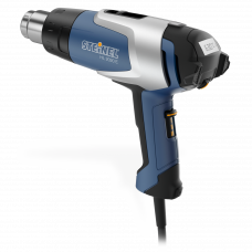 2200W, 80-630 °C, 150 - 500l/min heat gun, STEINEL, 3-year factory warranty, HL-2020-E
