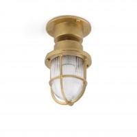 Āra gaismeklis MAUREN, 1x E27 max. 15W LED, IP44, misiņa krāsa - FARO - 70993
