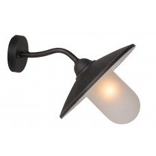 "Sienas āra gaismeklis ""ARUBA"", 1x E27 max. 60W, rūsa-brūna - LUCIDE - 11870-01-97"