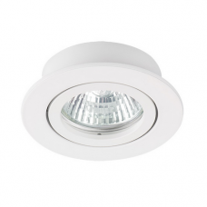 Recessed ceiling light DALLA MR16/GU10 max. 50W, white