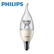 6W PHILIPS Master E14 LED spuldze, 470 lm, WW