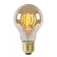 """5W, E27, Filament LED spuldze, """"AMBER"""", 260LM, 2200K, Lucide, 49042-05-62"""