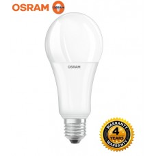 20W E27 LED A150 bulb(150W), 2452lm, 827, 4 years warranty- OSRAM - 4052899959125