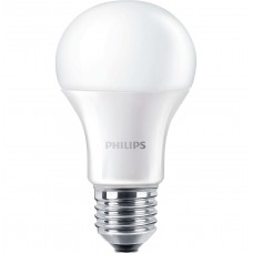 8W E27 LED spuldze 827 (60W) 2700K 806lm - PHILIPS - 929001234302