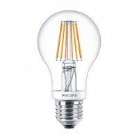 7.5W dimmable Filament E27 LED bulb 827 (60W) 2700K 806lm - PHILIPS - 929001228002