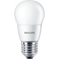 7W E27 LED spuldze CorePro P48 2700K 806Lm - PHILIPS - 8718696703038
