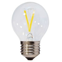 2W G45 Filament LED bulb, E27, 200Lm, 300°, Optonica - SP186x