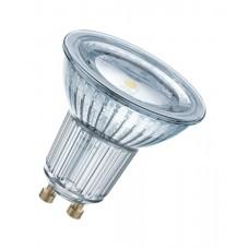 6.9W, GU10, LED spuldze, 827 (80W) 2700K 575lm 120° - OSRAM - 4058075815872