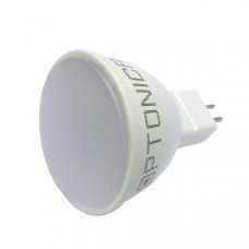 7W MR16 LED spuldze, 560Lm, 110º, 12V, 3000K - SP1196