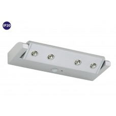 "Function light ""LERO"", 4 x LED module, 0.08W, 6000K, with motion detector - 2269-041"