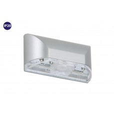 "Function light ""LERO"", 4 x LED module, 0.06W, 6000K, with motion detector - 2270-041"