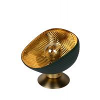 "Galda lampa ""EXTRAVAGANZA GOBLETT"", zaļa, 1x E27, Lucide, 03526-01-33"