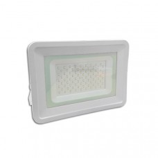 100W SMD LED flood light, white, IP65, 8500Lm, 120°
