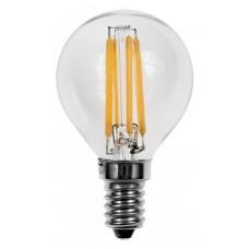 4W FILAMENT E14 LED bumbiņa, 400 lm, silti balta gaisma - SP1479