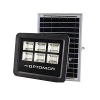 900Lm LED prožektors ar saules paneli