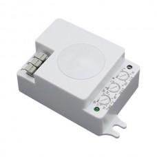 5.8GHz, Mikroviļņu sensors, max. 3-10m, 300W, 10sec-15min, IP20 - SE7316 - 3800156673168