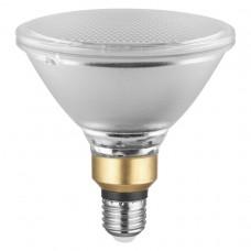 12.5W E27 PAR38 OSRAM Parathom LED spuldze, silti balta, 30°, 4058075264106