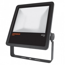 200W OSRAM LEDVANCE® LED floodlight 4000K, IP65, black - 4058075001190