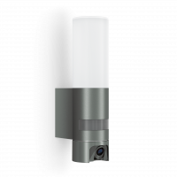 Steinel CAM Light, 14.4W, 753Lm āra fasādes gaismeklis ar Video kameru