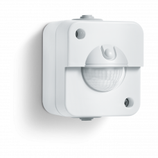 Motion detector IR 180 AP, 180°, 1000W, 8m, surface-mounted, STEINEL