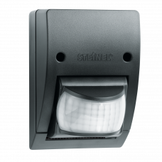 Motion detector IS 2160 ECO, 160°, 600W, 12m, STEINEL