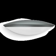 L 825 LED iHF sensorlampa ar 160°, 5m sensoru un 12W LED, no STEINEL