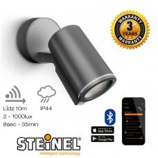 SPOT ONE CONNECT ar kustību sensoru, 1x GU10, 7W, 520Lm, gaismeklis - Steinel