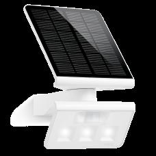 LED sensorprožektors XSolar L-S, PV saules panelis, akumulators, STEINEL